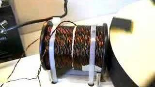 Bedini monopole motor sound 1