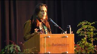 Winona LaDuke - Grassroots Strategies for Mitigating Climate Change