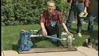 Paul Pantone Plasma Reactor Motor