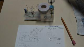 Zero Force Motor ---- TL circuit diagram