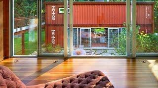 Most Incredible Shipping Container Homes