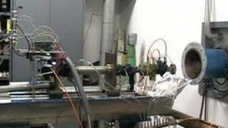 Hydrogen/Air Pulsed Detonation Engine Ground Test