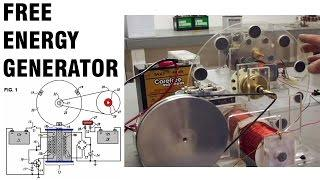 Free Energy Generator - John Bedini Battery Charger
