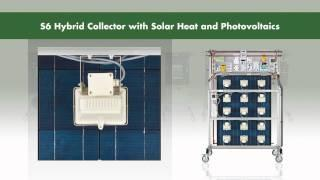 Christiani Teaching System - Heat Pump solar and photovoltaics