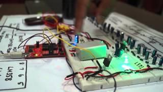 TIIC IDC 2015 – Team 1362 - AMBIENT RF ENERGY HARVESTING FOR MOBILE CHARGING