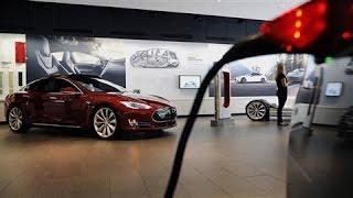 Investors Preparing for the Electric Car Revolution