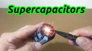 Supercapacitor Basics