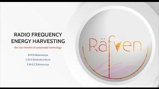 Radio Frequency Energy Harvesting