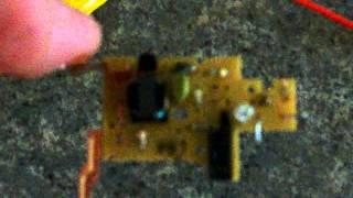Fuji Circuit Joule Thief LED Light  / 2