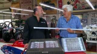 LED Shop Lights - Jay Leno's Garage