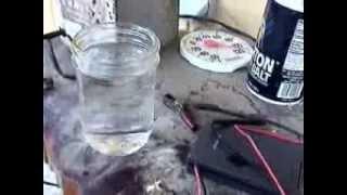 How To Hydrogen Generator Prototype 1