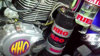 HHO VOX MOTORBIKE  PHILIPPINES  INSTALLED - 030110 V003