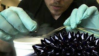 Mixing Ferrofluids and Superconductors!