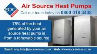 How Do Air Source Heat Pumps Work?