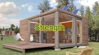 Easy way to build your own Shipping Container Home| Build cargo Container Home DIY