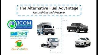 The Alternative Fuels Advantage Webinar: Natural Gas and Propane