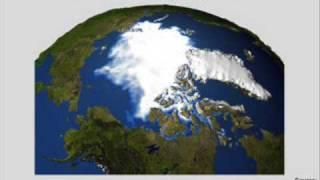 ARCTIC ICE IS RAPIDLY MELTING (2009)