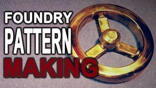 Foundry Pattern Making for Brass Casting
