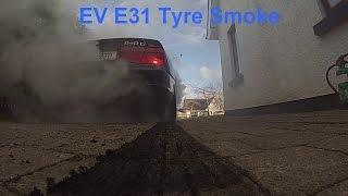 BMW E31 840CI EV Conversion 42 : Electric Skids