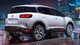 2018 Citroen C5 Aircross - interior Exterior and Drive