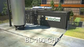 Bio-Liquid Combined Heat and Power (CHP) Systems