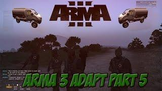 [GeneralDoubleD] Arma 3 Full Walkthrough Adapt - Part 5 - Gori & Bingo Fuel