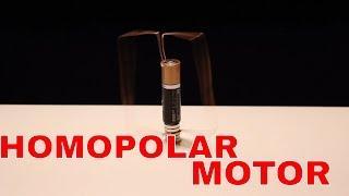 ⭐ Homopolar Motor DIY