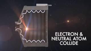 Using Gridded Ion Engines for Spacecraft Propulsion