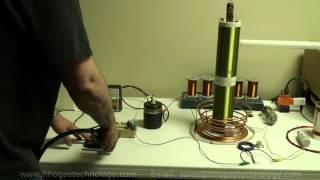 Stanley Meyer Conference - Tesla High Voltage Electrical Demonstration 11-21-2015