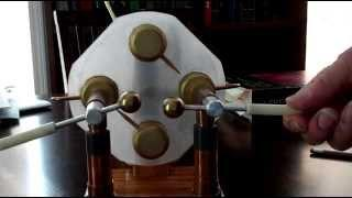 Electrostatic Induction Machine