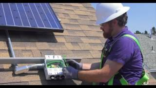 AC Module Installation - Enphase Energy - 2016