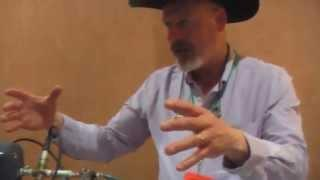 George Wiseman Describes Al Throckmorton's Overunity Water Pump at TeslaTech 2014