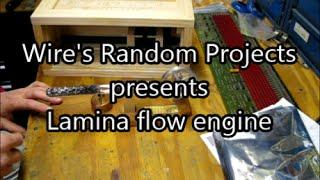 [WRP] Lamina flow engine