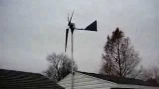 Windmill Generator DIY pvc power free electricity