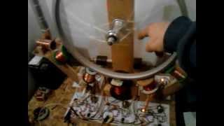Bedini SSG/five coil theDaftman circuit