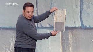 Tesla's Solar Roof Shingles