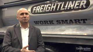 Freightliner focused on fuel economy and alternative fuels