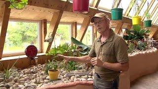 Ontario couple built this eco-friendly earthship home for $70,000