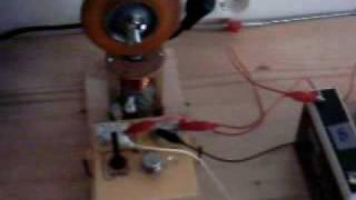 improved bedini monopole charger  my second video