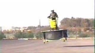 Hummingbird Flying Platform