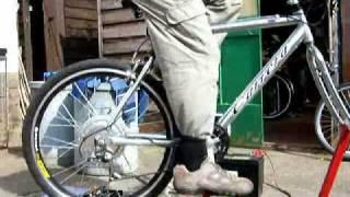 300 watt Bike Pedal Power Generator - Free Power, almost..