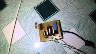 DIY ! Solar Tracker. Với LM358....By Lâm-đt
