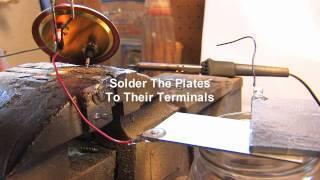 Edison Battery Construction Nickel Iron
