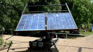 Solar Tracker DIY.mov