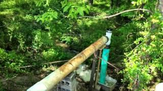 Low head micro Hydro