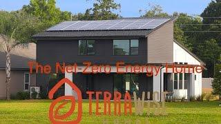 TerraWise Homes David Shacter Net Zero Energy Video