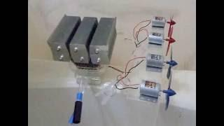 Hybrid Thermoelectric Generator
