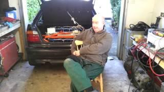 BMW EV Conversion 79 Battery Test