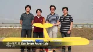 Development of a lightweight 200 W DMFC Stack for UAV applications and flight demonstration
