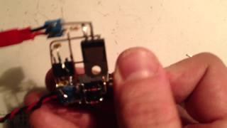 555 PWM 3D Circuit